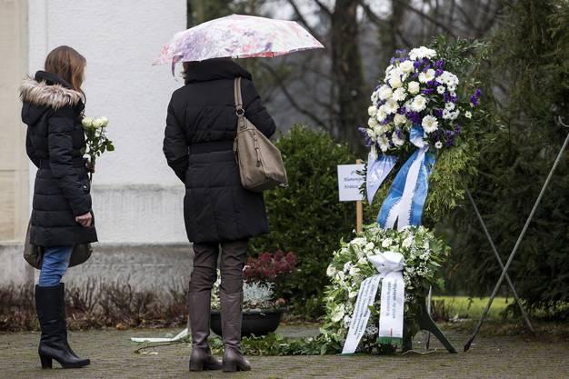 8. Januar 2016: In Rupperswil findet ein Gedenk-Gottesdienst für die Opfer statt.