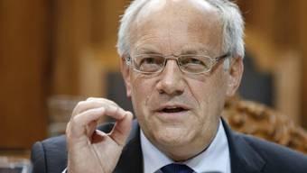 Bundesrat Schneider-Ammann hat gesetzeskonform abgerechnet (Archiv)