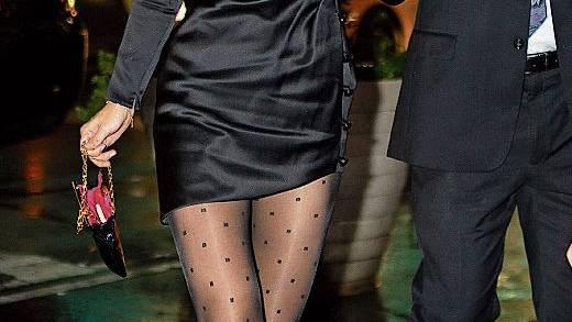 Mit diesem Auftritt hat Katie Holmes (40) mächtig gepunktet. Bild: Getty