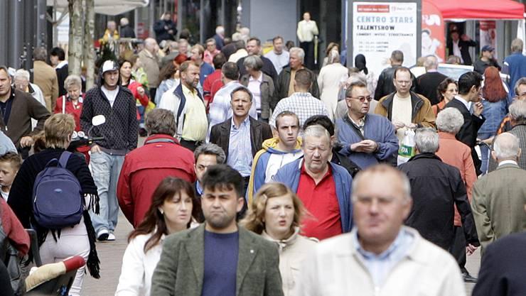 Künftig sollen alle Einwohnerdaten zentral auf einer kantonalen Plattform zu finden sein.