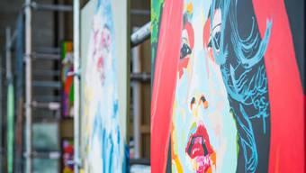 Von Freitag bis Sonntag werden die Gemälde, Skulpturen, Installationen und Fotografien im «Basel Art Center» präsentiert.