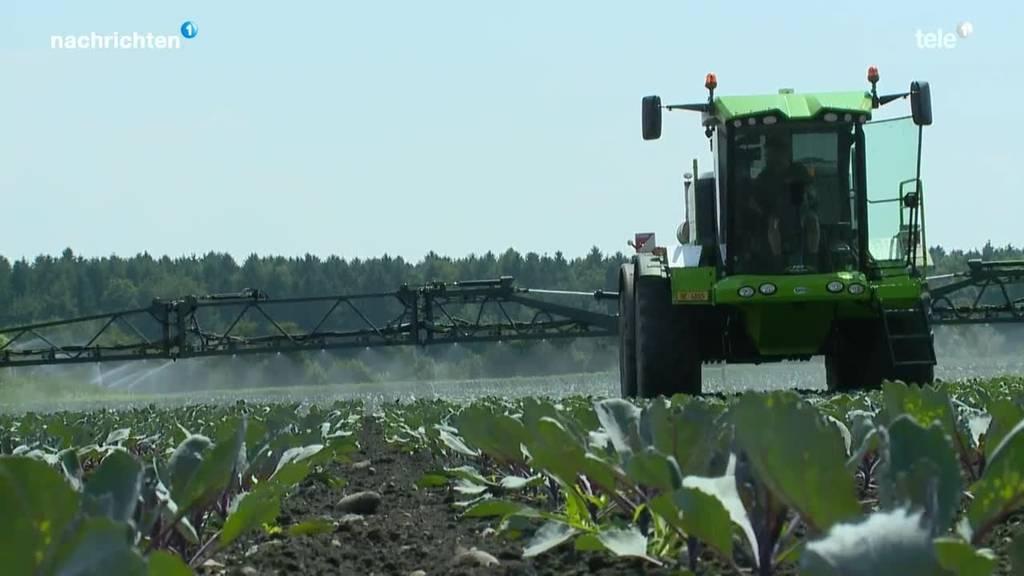 Agrarinitiativen lanciert