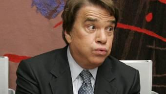 Bernard Tapies komplettes Vermögen wurde beschlagnahmt
