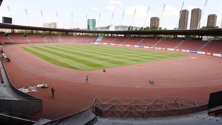 Letzigrund-Stadion Zürich (Themenbild).