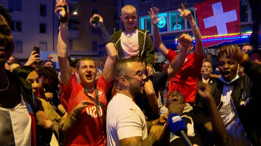 Sondersendung: Die Schweiz in Viertelfinal-Ekstase