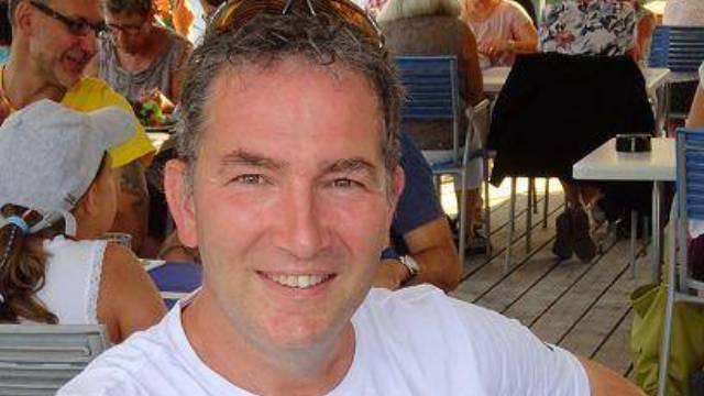 Beat Haller, Präsident der Sport- und Kulturkommission Neuendorf