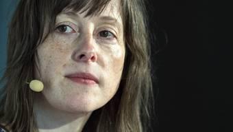 Die Walliser Schriftstellerin Noëlle Revaz gehört zu der Westschweizer Delegation, die an der diesjährigen Frankfurter Buchmesse ihre Literatur präsentieren wird. (Archivbild)