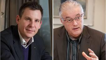Reto Schmid und Roland Kuster