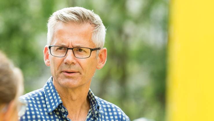 Pius Graf, Gemeindeammann Ennetbaden (SP).