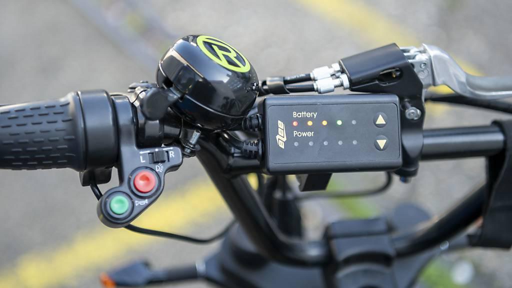 Jugendliche sollen ab 12 Jahren langsame E-Bikes fahren dürfen