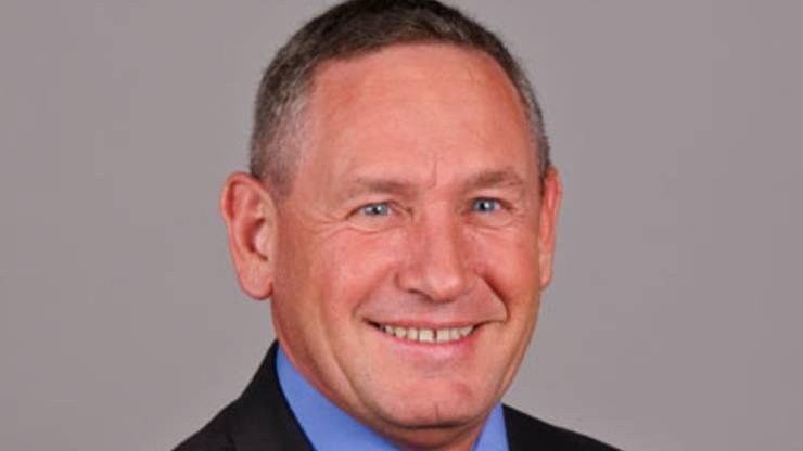 Geht für die SVP an den Start: Hans Nöthiger.