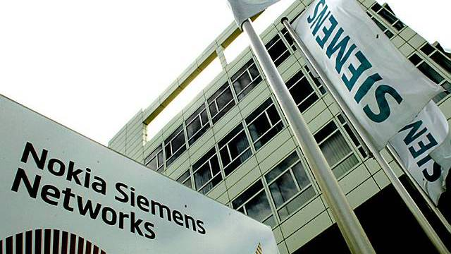Nokia Siemens macht Grosseinkauf in den USA