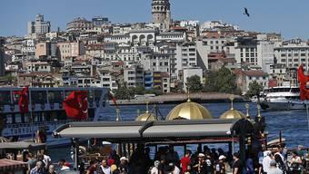 Die drei grossen Ratingagenturen haben sich besorgt über die Stabilität der Türkei gezeigt. (Archivbild Istanbul)