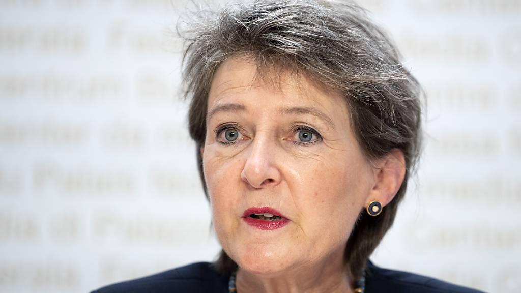 Bundesrat will bis Ende Jahr neues CO2-Gesetz vorlegen