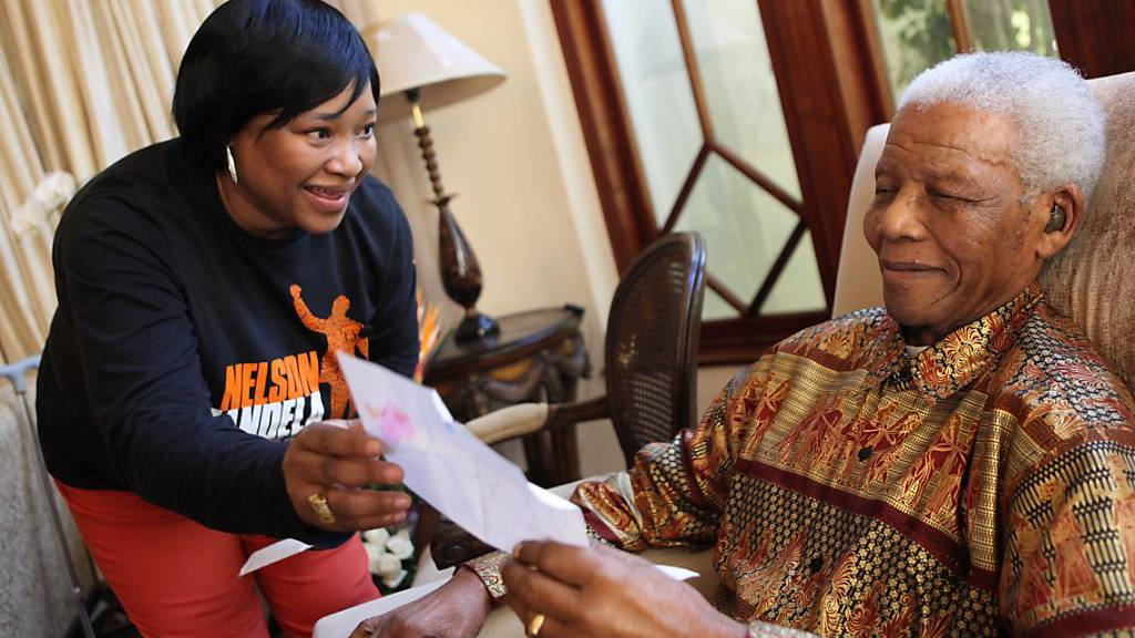 Tochter von Nelson Mandela gestorben