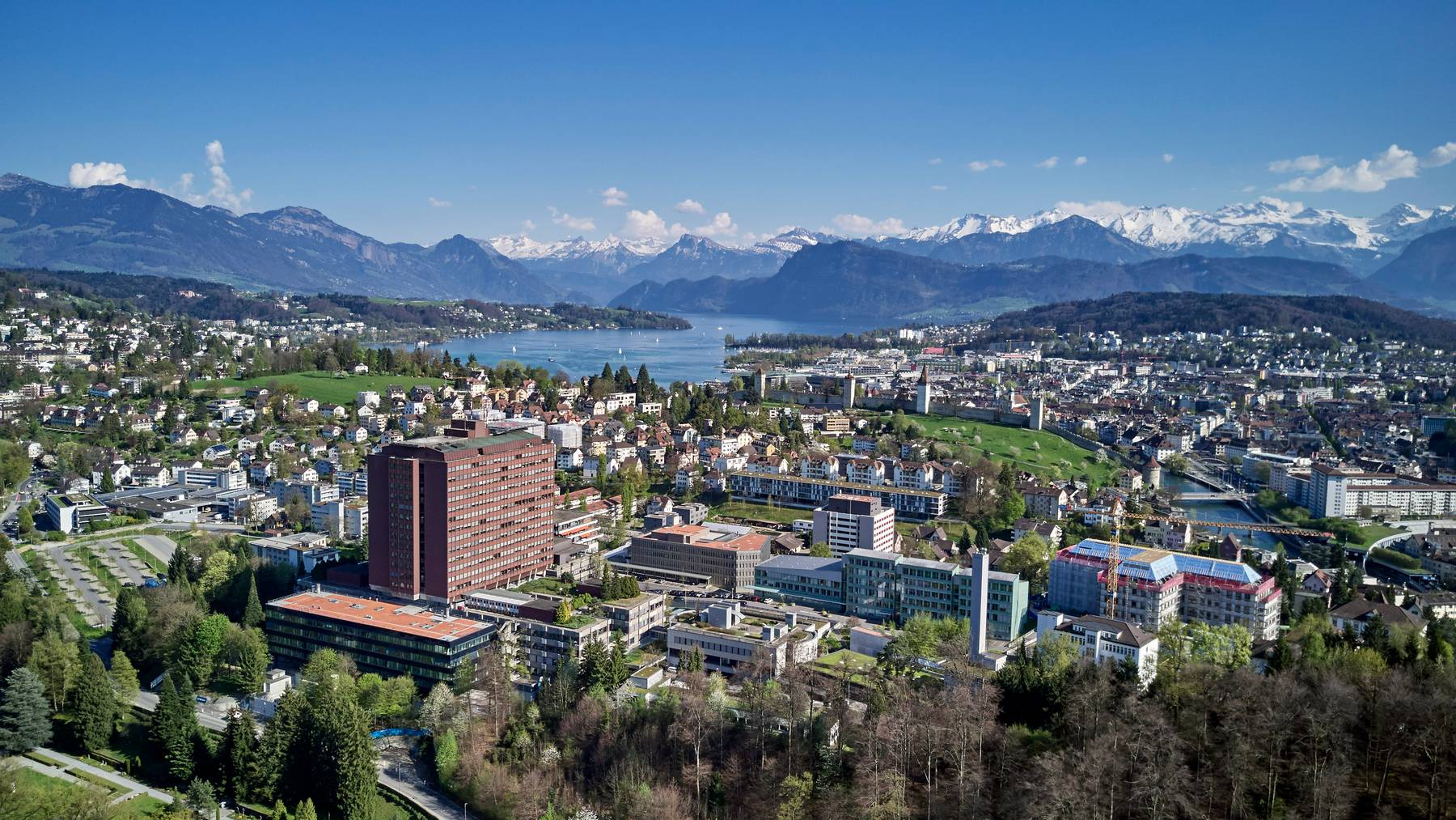 Luzerner Kantonsspital LUKS