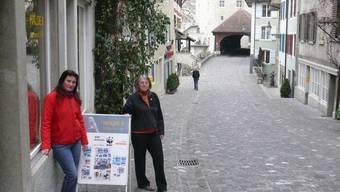 «Frühlingserwachen» in der Unteren Altstadt