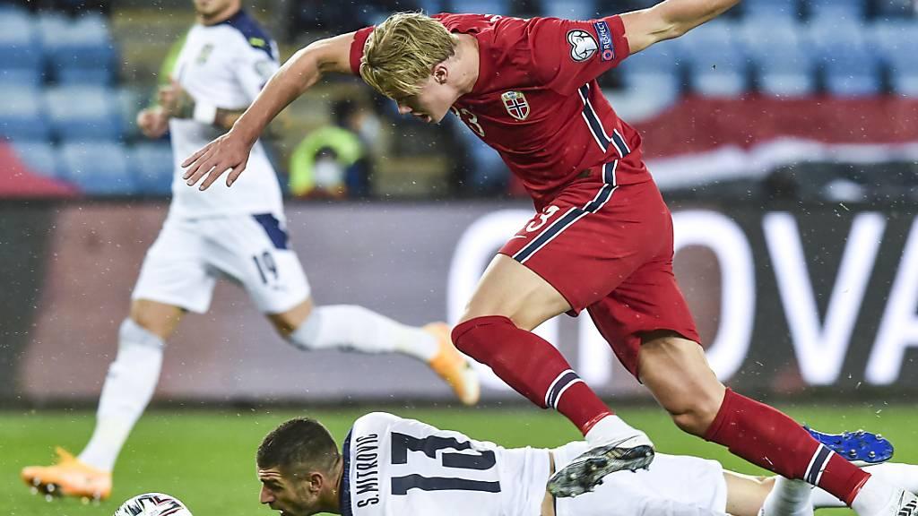 Norwegen bestreitet Heimspiel in Malaga