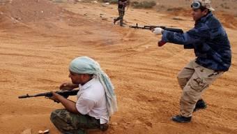 Die Kämpfe um Sirte sind noch lange nicht zu Ende