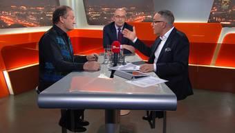 Die Highlights aus der Sendung «Talk Täglich» mit den Gästen Gregor A. Rutz, SVP-Nationalrat und Markus Flückiger, Pfarrer und Vorstand Schweizerische Evangelische Allianz.