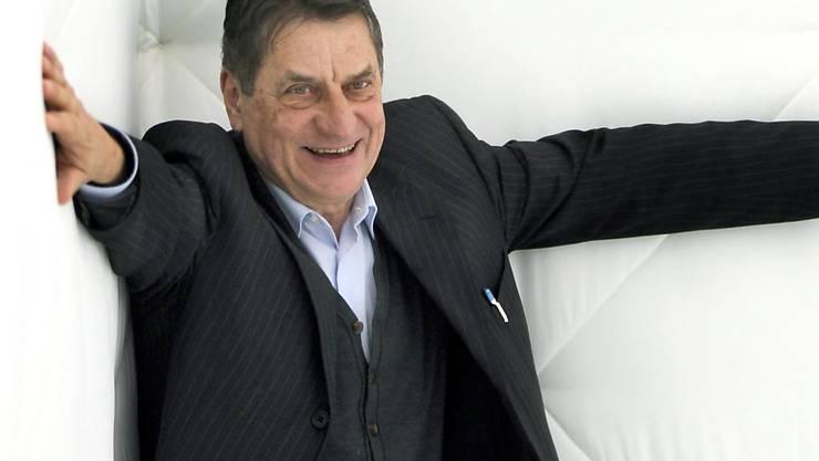 Mitteleuropäer in Italien: Claudio Magris (in einer Aufnahme vom 8. März 2011).