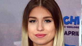 """Die Youtuberin Bianca """"Bibi"""" Heinicke ist schwanger. Das hat sie im Mai 2018 auf Instagram gepostet. (Archiv)"""