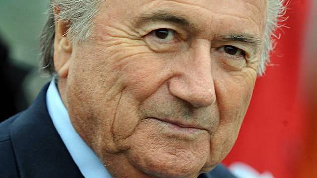Fur Sepp Blatter Ist Fussball Nicht Alles Im Leben People