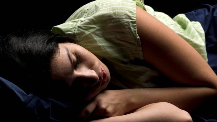 So schön könnte schlafen sein: Doch die Durchschnitts-Schlafdauer sinkt
