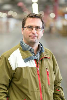 «Richtig gute Leute» nennt Ausbildner Jan Bochsler die drei Männer, die er in der Integrationsvorlehre betreut.