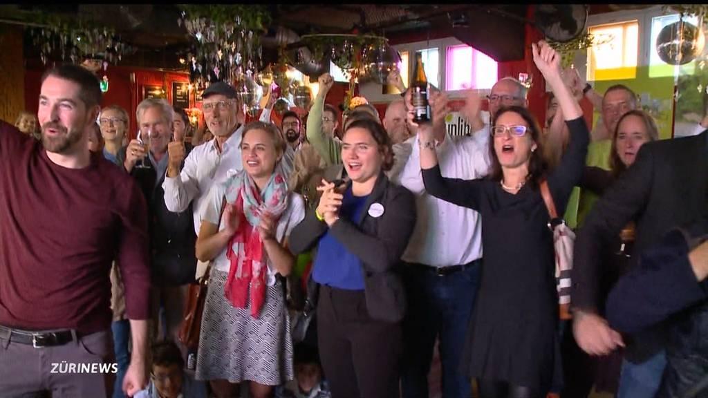 GLP überholt FDP in Zürich