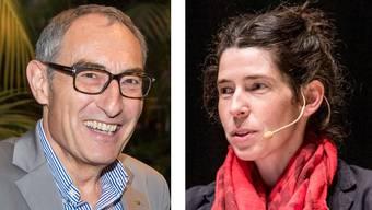 Der Dietiker Finanzvorstand Rolf Schaeren und die Dietiker SP-Kantonsrätin Rosmarie Joss haben sich beide über das Volks-Ja gefreut.