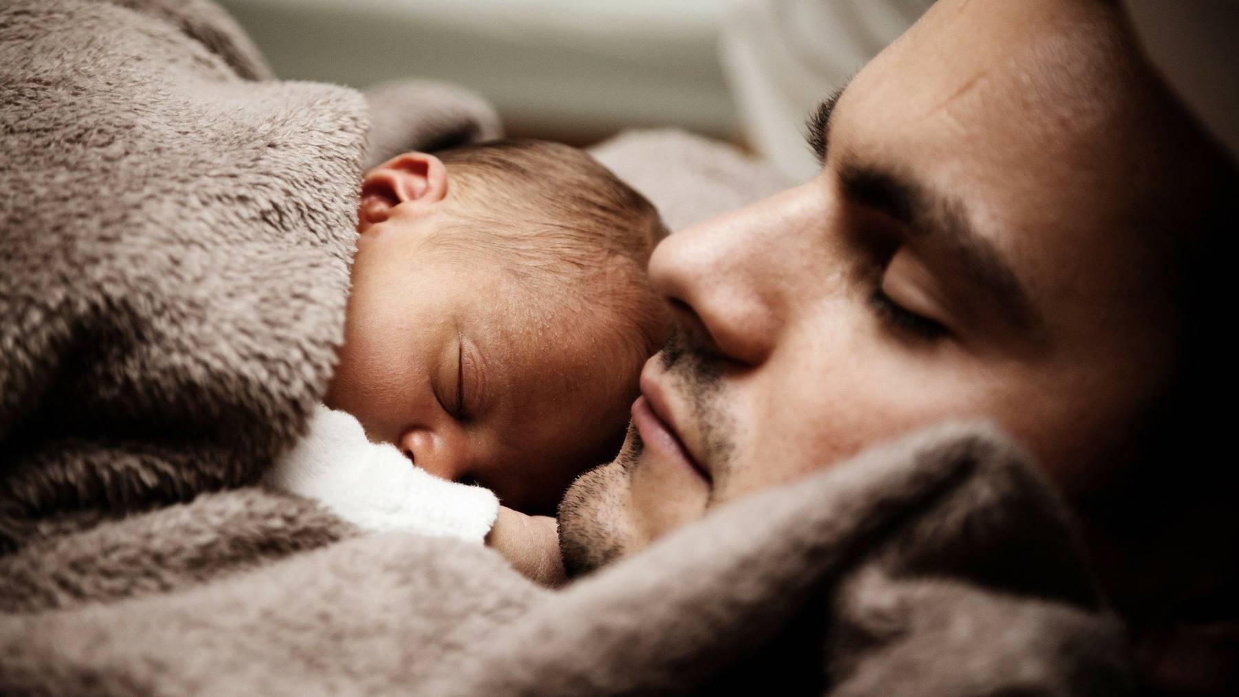 Vaterschaftsurlaub ab 2021