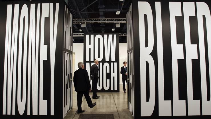 Die Art Basel bleibt das weltweite Vorzeigeprodukt der MCH Group.