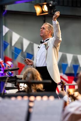 Douglas Bostock nimmt Abschied vom Argovia Philharmonic