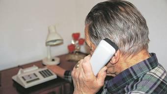 So unglaublich dreist die Methode klingt, sie funktioniert immer wieder: Der Rentner-Trick. (Symbolbild)