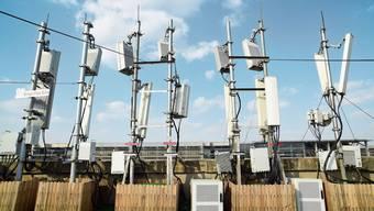 Halten die Aargauer in Atem: die 5G-Antennen.