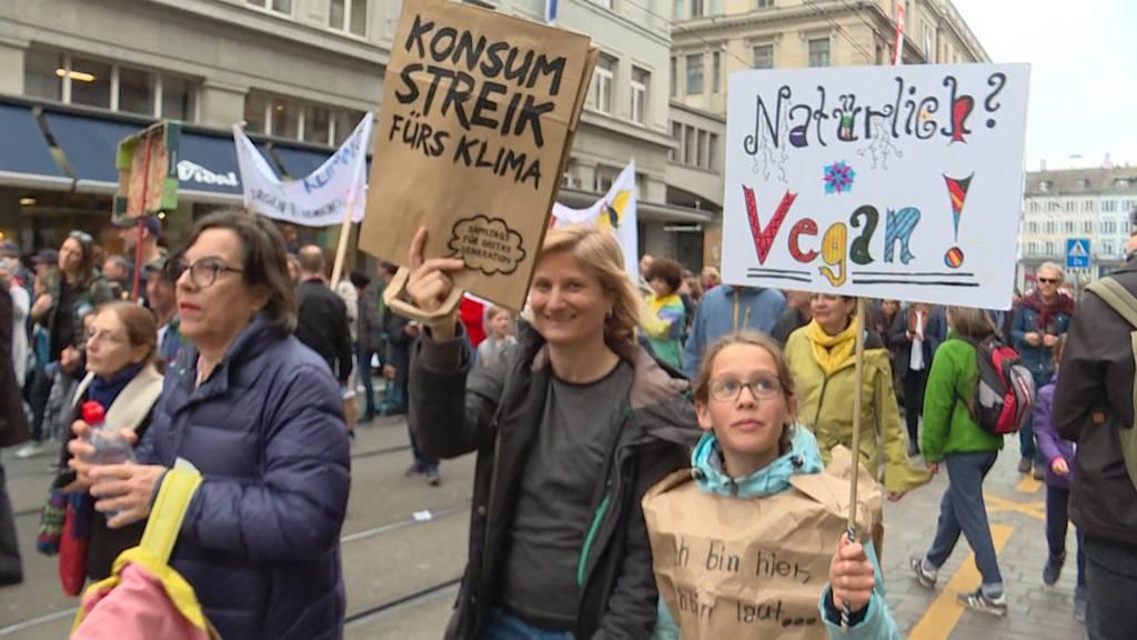 Klimademos: Jetzt marschieren die Eltern mit