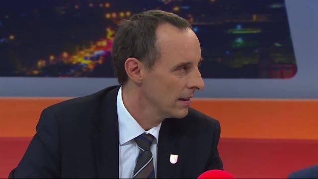 SVP-Grossrat Pascal Furer: «Jetzt muss man halt ein kleines bisschen korrigieren»