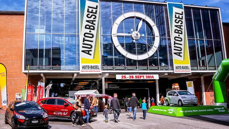 Die Organisation der Auto Basel 2014 erwartet in diesem Jahr über 25'000 Automobil-begeisterte.