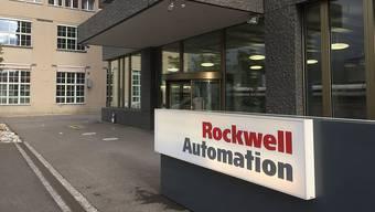 Der US-Industriekonzern Rockwell wird in Aarau 250 Stellen abbauen und ins Ausland verlagern.