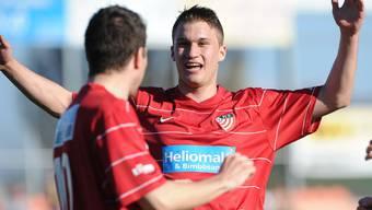Der FC Solothurn feiert das 111-jährige Jubiläum. (Archiv)