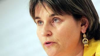 Die Tessiner SP-Nationalrätin Marina Carobbio Guscetti kandidiert für den Bundesrat (Archiv)
