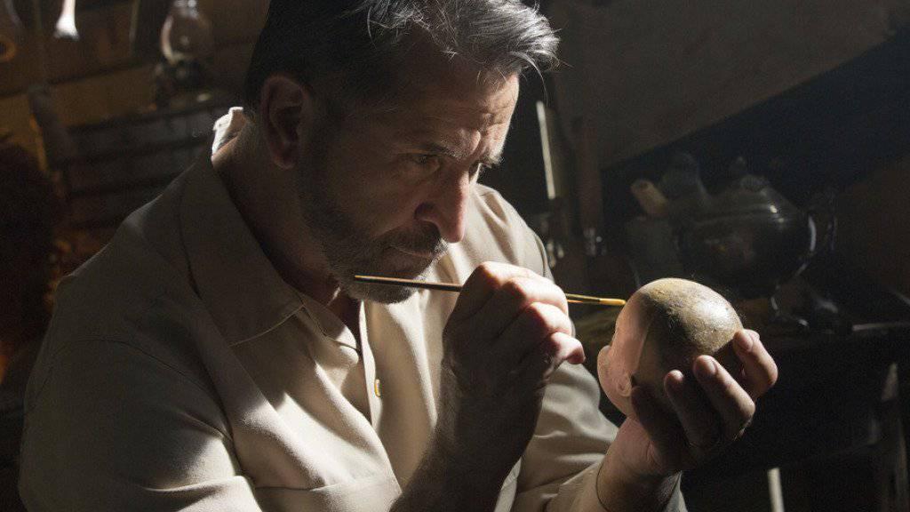 Anthony LaPaglia in «Annabelle: Creation». Der Horrorfilm setzte sich am Wochenende vom 24. bis 27. August 2017 an die Spitze der Deutschschweizer Kinocharts. (Archiv)
