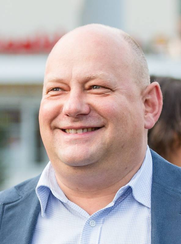 Valentin Schmid, Gemeindepräsident Spreitenbach