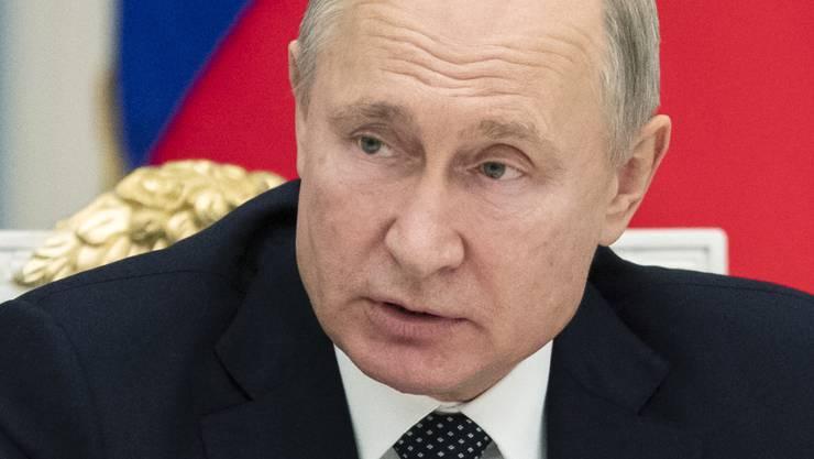 Diese Woche hat Putin die Flucht nach vorne angetreten. Die Macht im Staat soll neu verteilt werden, hat er in einer Rede an die Nation angekündigt.
