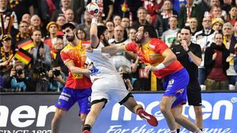 Für den Schweizer Weltklasse-Handballer Andy Schmid ist Deutschland der grosse Favorit auf den Weltmeistertitel.