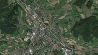 Unfall auf der A3 bei Oeschgen.
