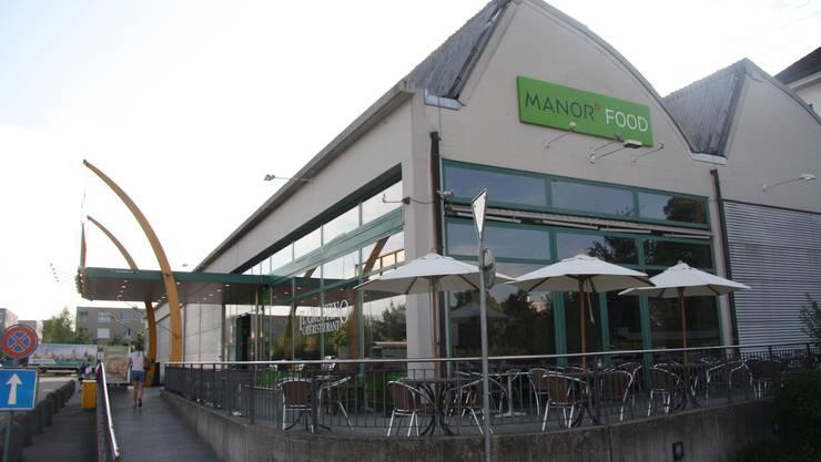 Am 7. April wird der letzte Kunde Manor Food verlassen.