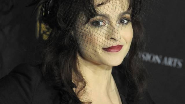 """Die Schauspielerin Helena Bonham Carter kann sich nun """"Commander of the Order of the British Empire"""" nennen (Archiv)"""