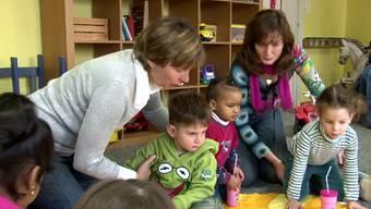 Otto Ineichen plant 100 Kinderkrippen